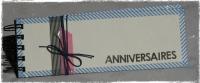 Carnet d'anniversaires pour Zibuline