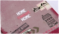 Home sweet home - Couverture
