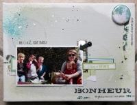 Mini-album Bonheur dans son cadre